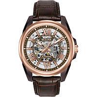 orologio meccanico uomo Bulova Bva Series 98A165