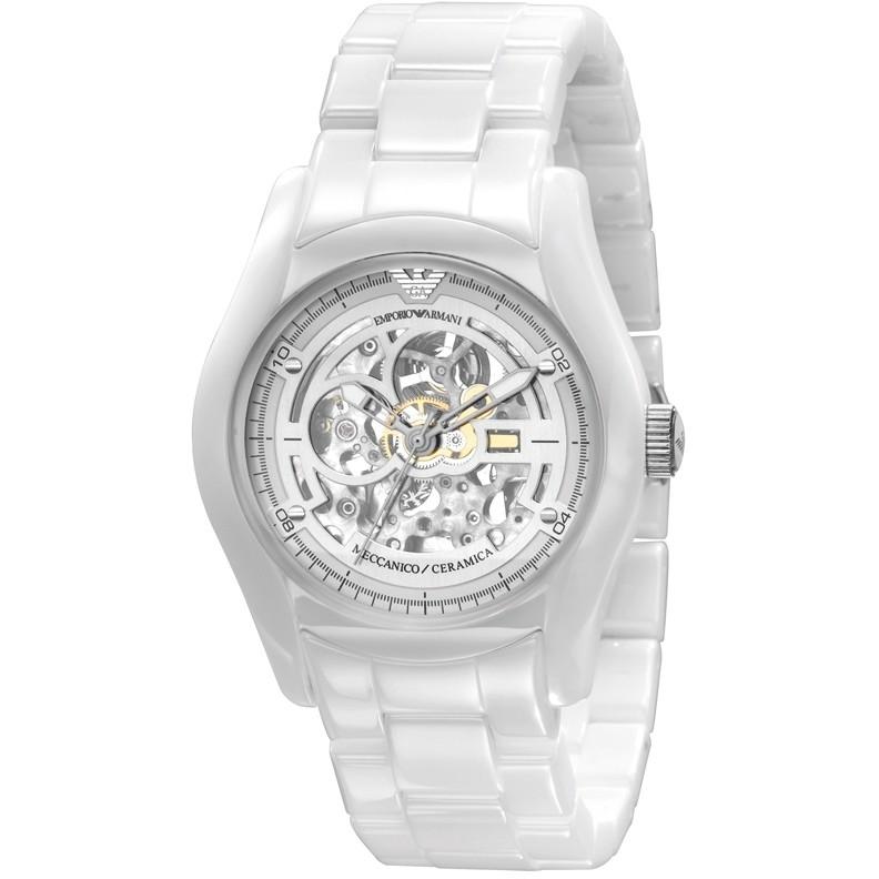 orologio meccanico uomo Emporio Armani AR1415