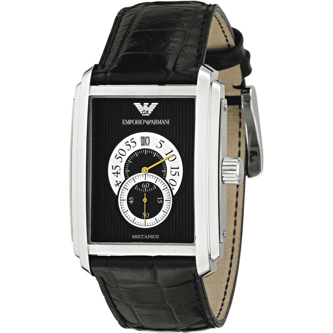 orologio meccanico uomo Emporio Armani AR4200