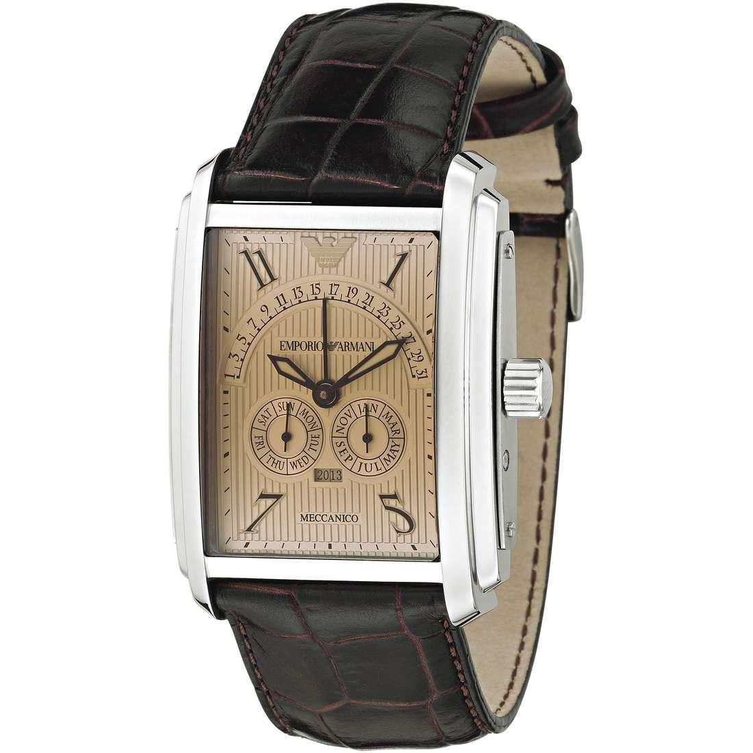 orologio meccanico uomo Emporio Armani AR4205