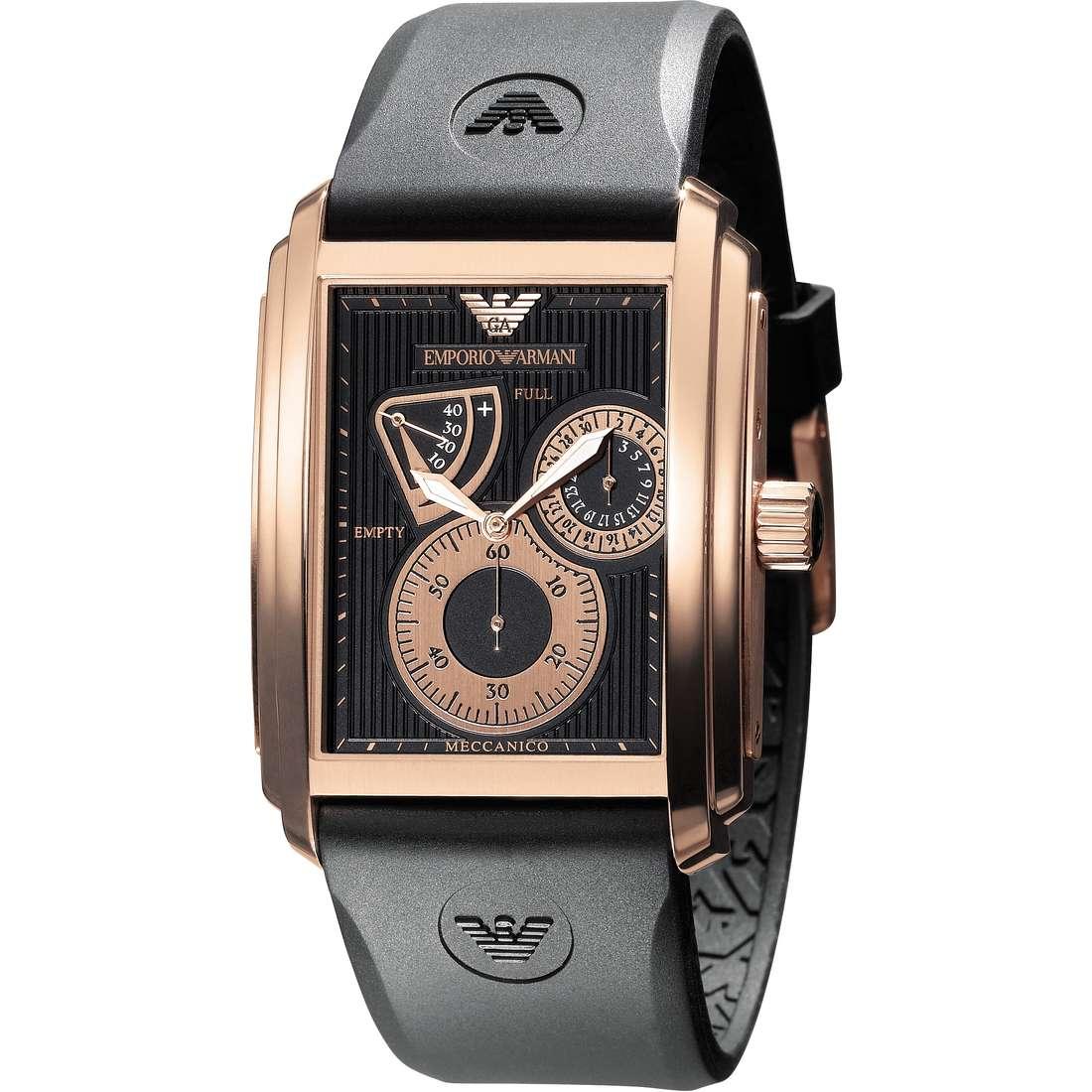 orologio meccanico uomo Emporio Armani AR4219