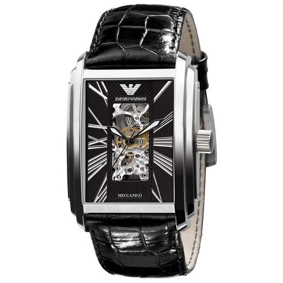 orologio meccanico uomo Emporio Armani AR4224