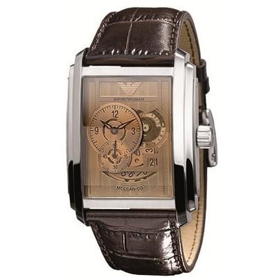 orologio meccanico uomo Emporio Armani AR4229