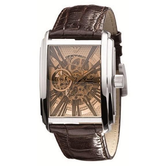 orologio meccanico uomo Emporio Armani AR4230