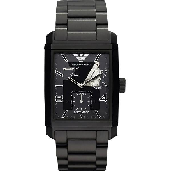 orologio meccanico uomo Emporio Armani AR4242