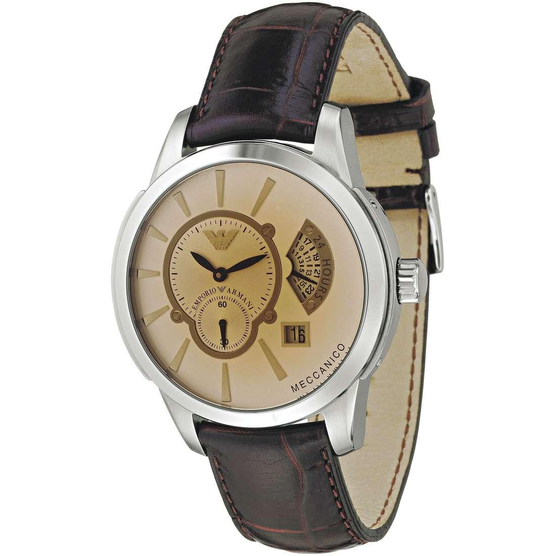 orologio meccanico uomo Emporio Armani AR4604