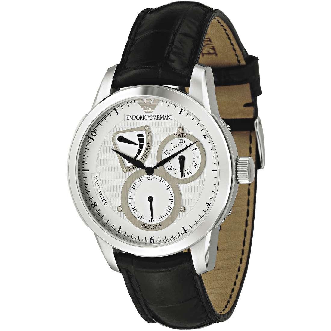 orologio meccanico uomo Emporio Armani AR4606