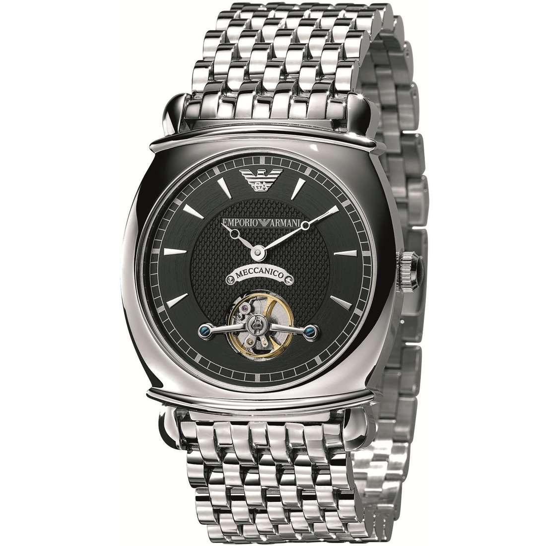orologio meccanico uomo Emporio Armani AR4636