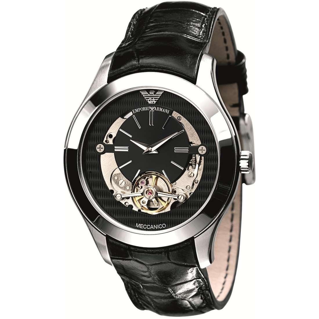 orologio meccanico uomo Emporio Armani AR4640