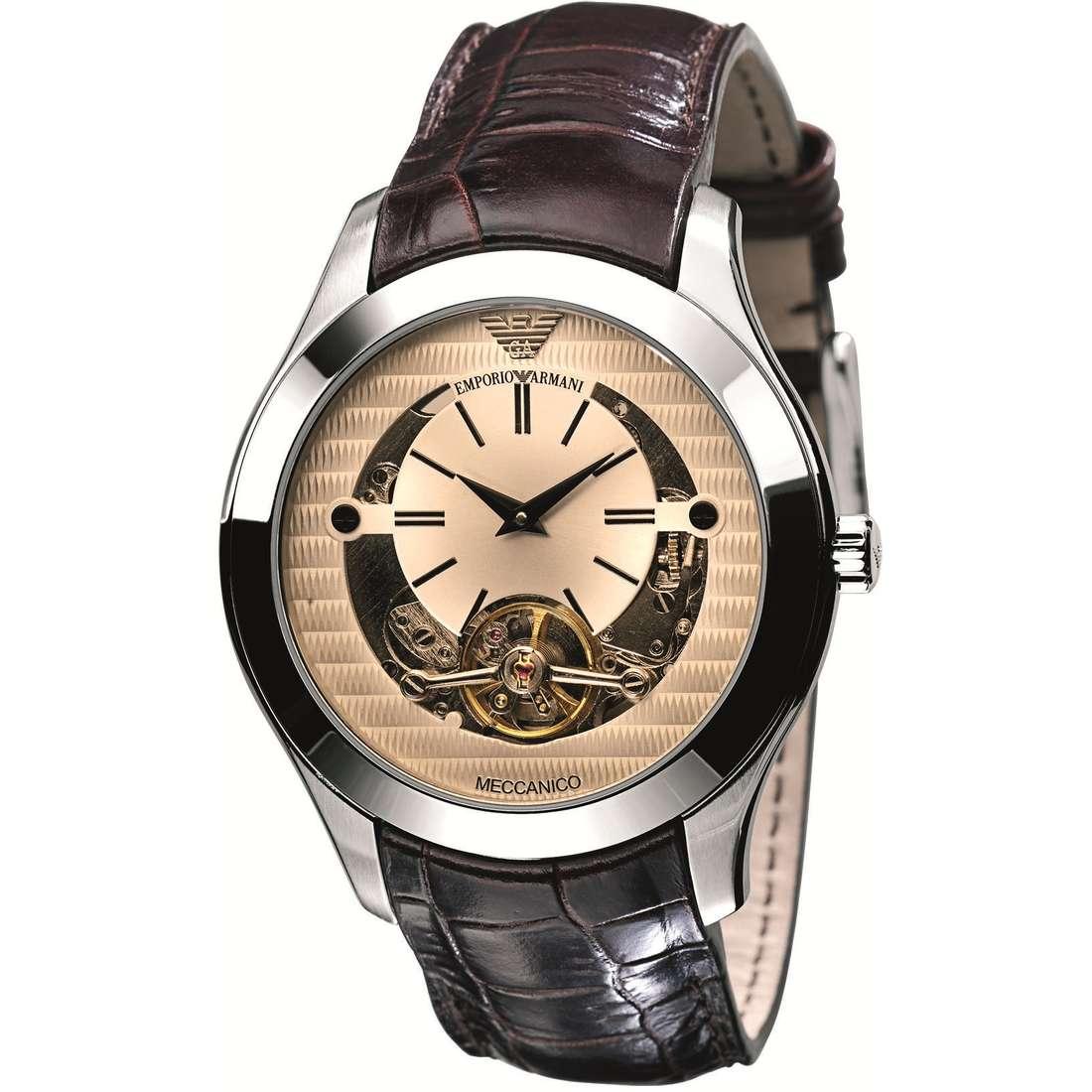 orologio meccanico uomo Emporio Armani AR4641