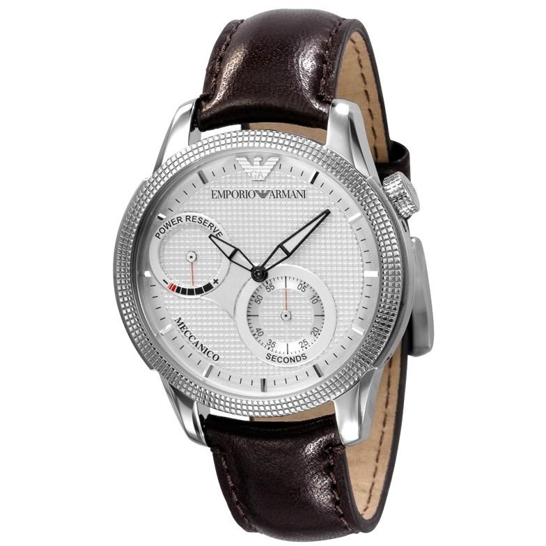 orologio meccanico uomo Emporio Armani AR4644