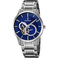 orologio meccanico uomo Festina Automatico F6845/3