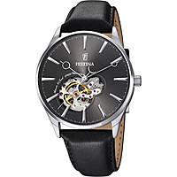 orologio meccanico uomo Festina Automatico F6846/2
