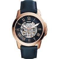 orologio meccanico uomo Fossil Grant ME3102