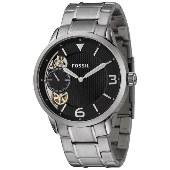 orologio meccanico uomo Fossil ME1073
