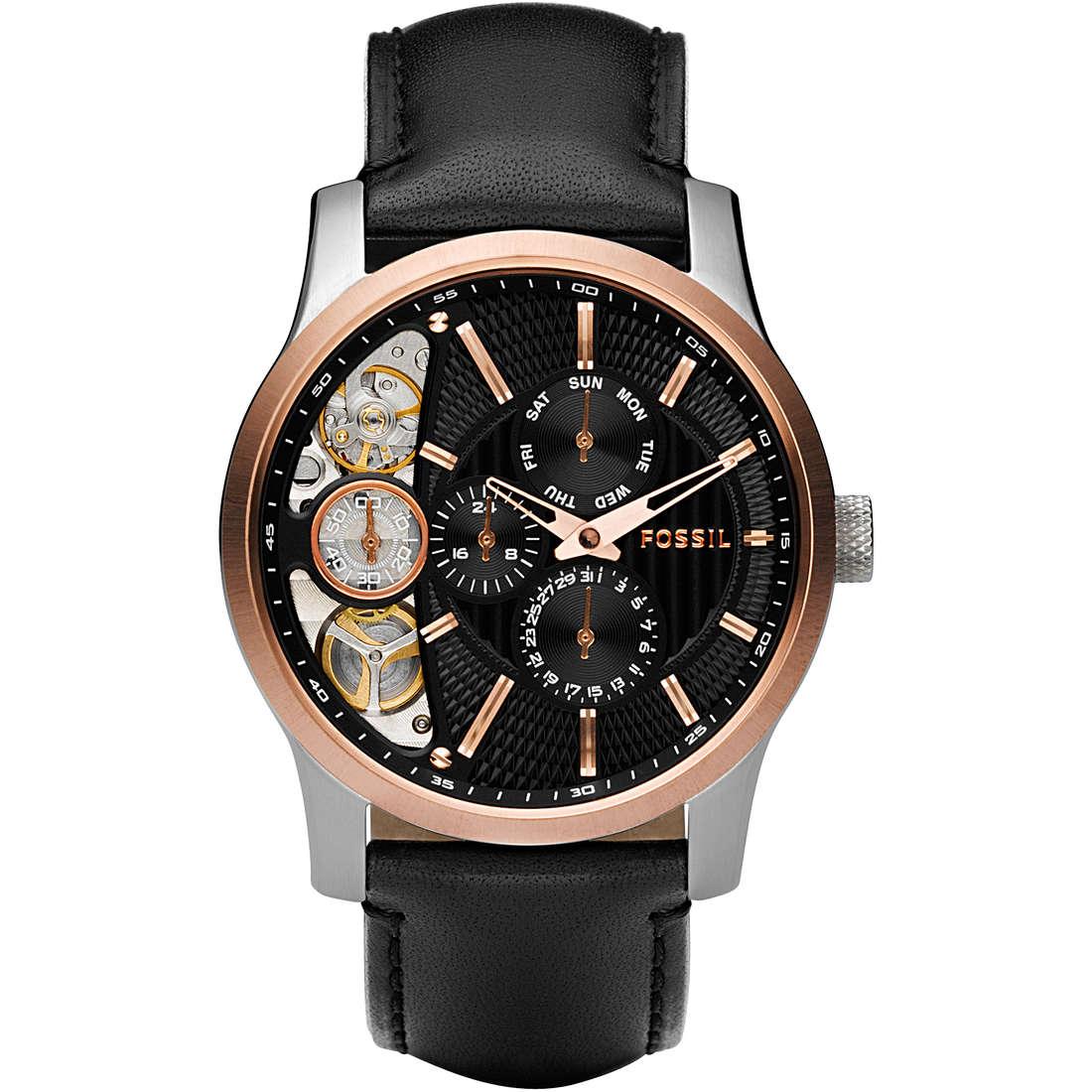 orologio meccanico uomo Fossil ME1099