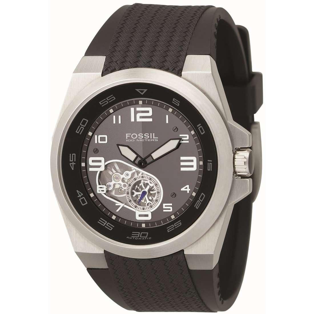 orologio meccanico uomo Fossil ME3004