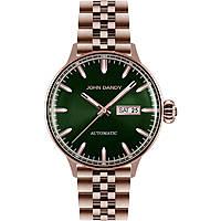 orologio meccanico uomo John Dandy JD-2571M/05M