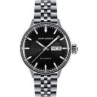 orologio meccanico uomo John Dandy JD-2571M/07M