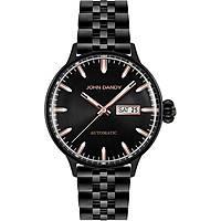 orologio meccanico uomo John Dandy JD-2571M/08M