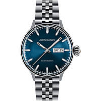 orologio meccanico uomo John Dandy JD-2571M/09M