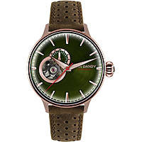 orologio meccanico uomo John Dandy JD-3213M/03
