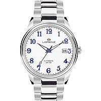 orologio meccanico uomo Lorenz Classico Elegante 030047AA
