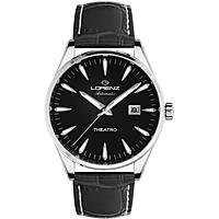 orologio meccanico uomo Lorenz Theatro 030117BB