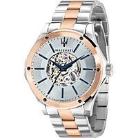 orologio meccanico uomo Maserati Circuito R8823127001