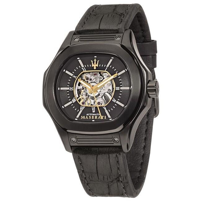 orologio meccanico uomo Maserati Fuori Classe R8821116008