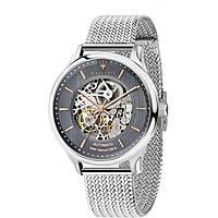 orologio meccanico uomo Maserati  Gentleman R8823136004