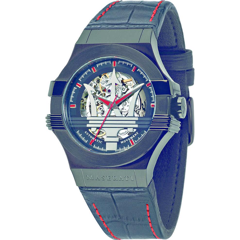 orologio meccanico uomo Maserati POTENZA R8221108008