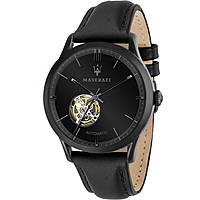 orologio meccanico uomo Maserati R8821133001