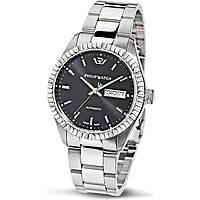 orologio meccanico uomo Philip Watch Caribe R8223597006