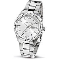 orologio meccanico uomo Philip Watch Caribe R8223597007