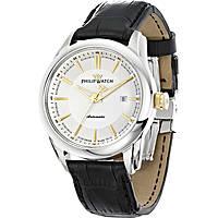 orologio meccanico uomo Philip Watch Seahorse R8221196001