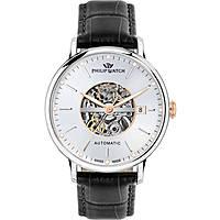 orologio meccanico uomo Philip Watch Truman R8221595001