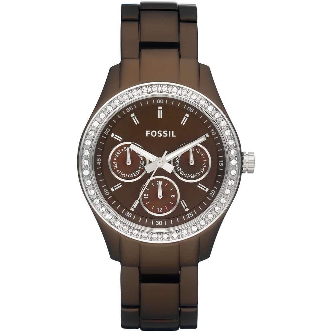 orologio multifunzione donna Fossil ES2949