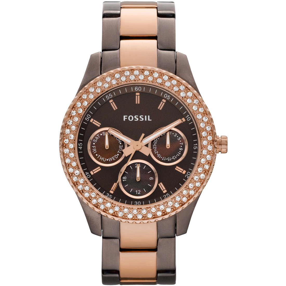 orologio multifunzione donna Fossil ES2955