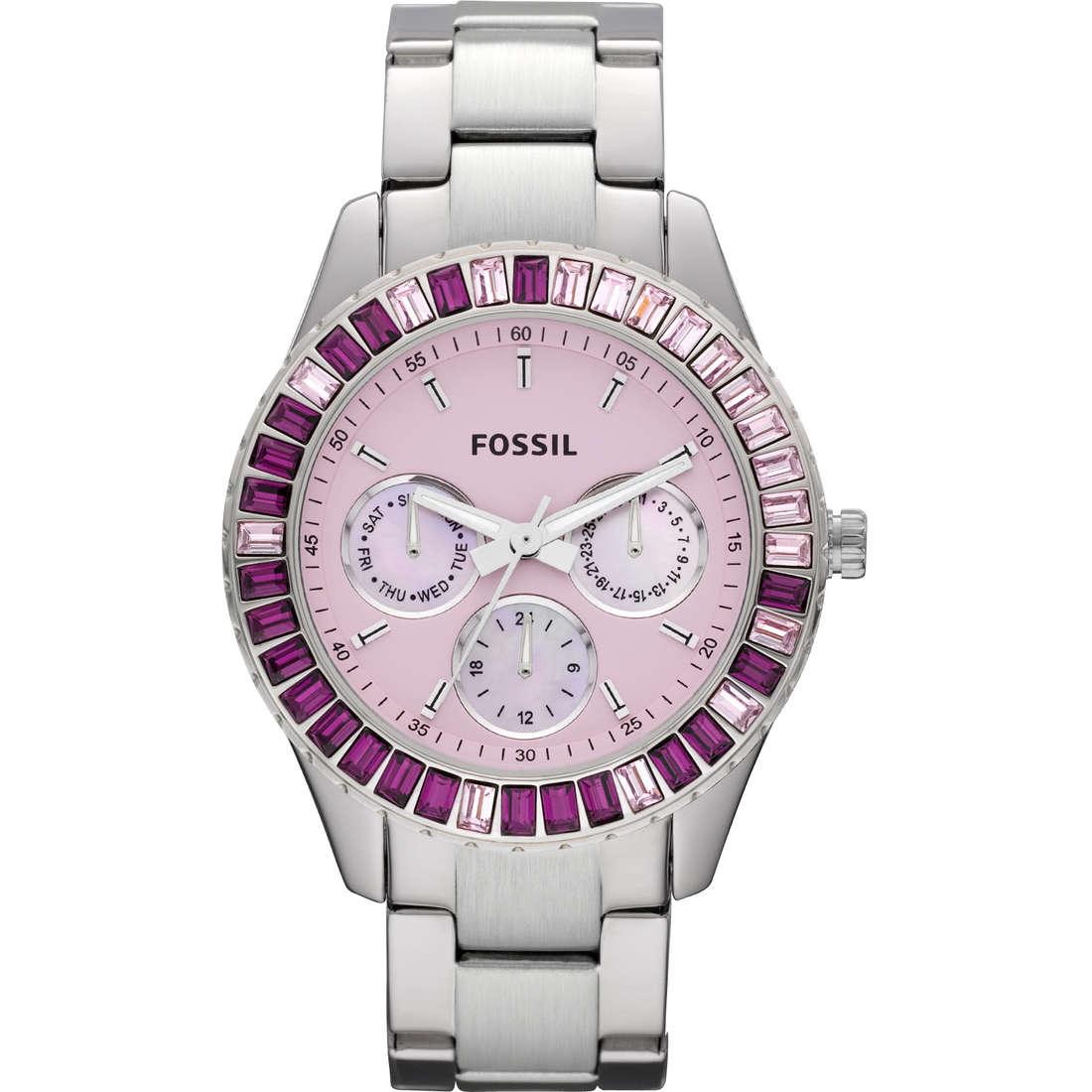 orologio multifunzione donna Fossil ES2959