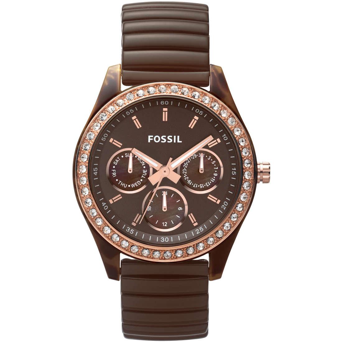 orologio multifunzione donna Fossil ES2974