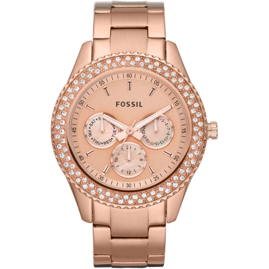 orologio multifunzione donna Fossil ES3003