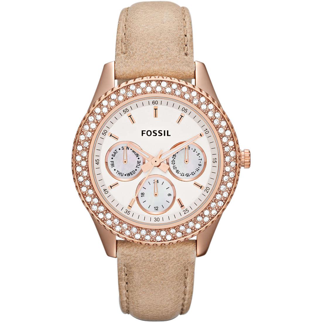 orologio multifunzione donna Fossil ES3104