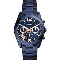 orologio multifunzione donna Fossil Perfect Boyfriend ES4093