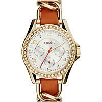 orologio multifunzione donna Fossil Riley ES3723
