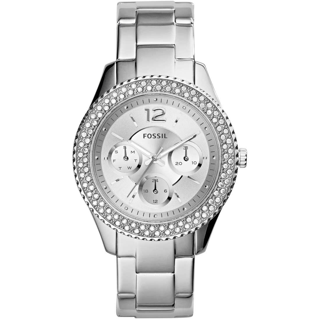 orologio multifunzione donna Fossil Stella ES3588