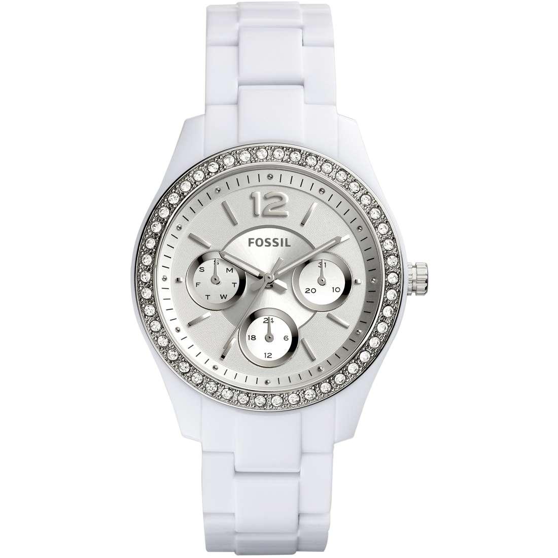 orologio multifunzione donna Fossil Stella ES3813