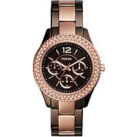 orologio multifunzione donna Fossil Stella ES4079