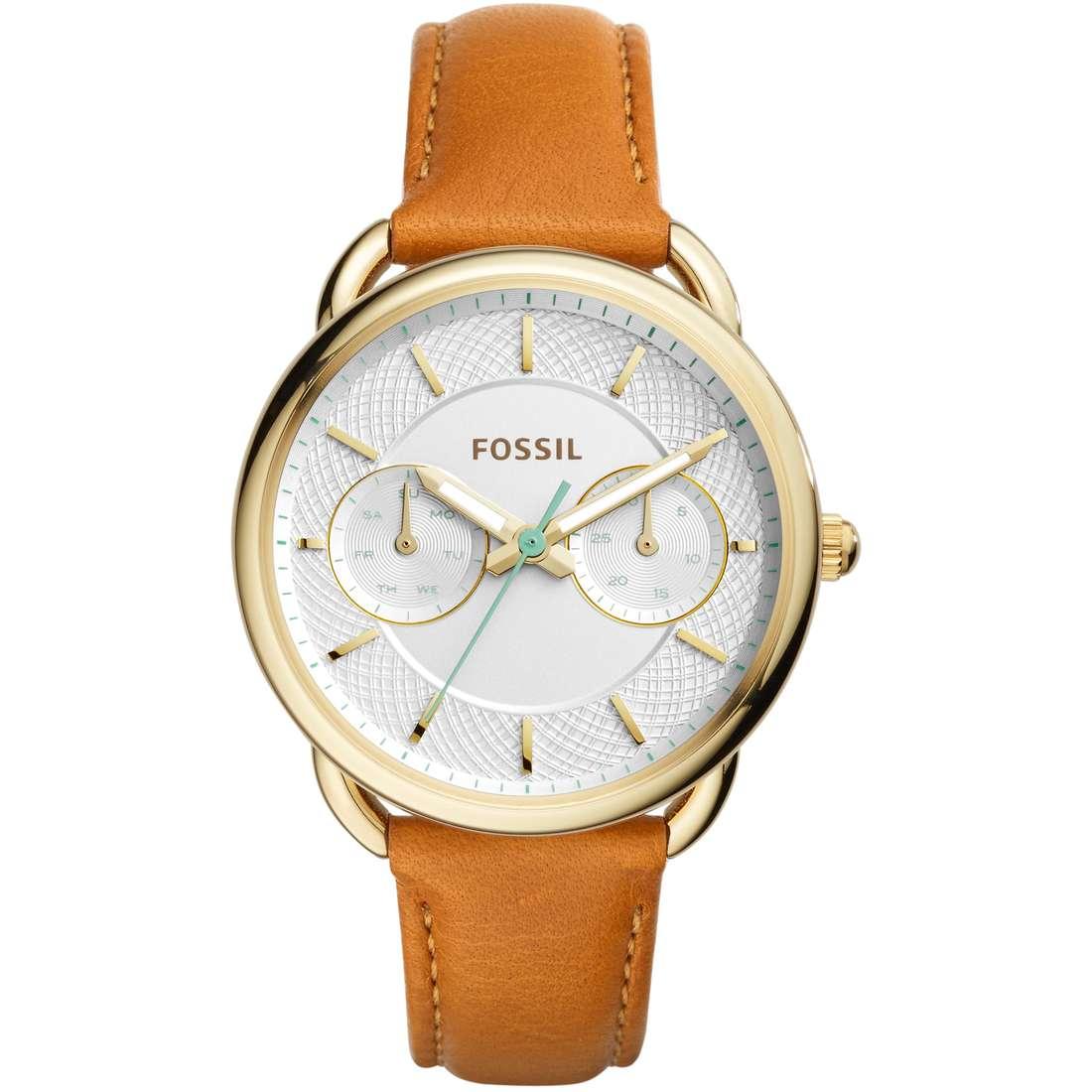orologio multifunzione donna Fossil Tailor ES4006