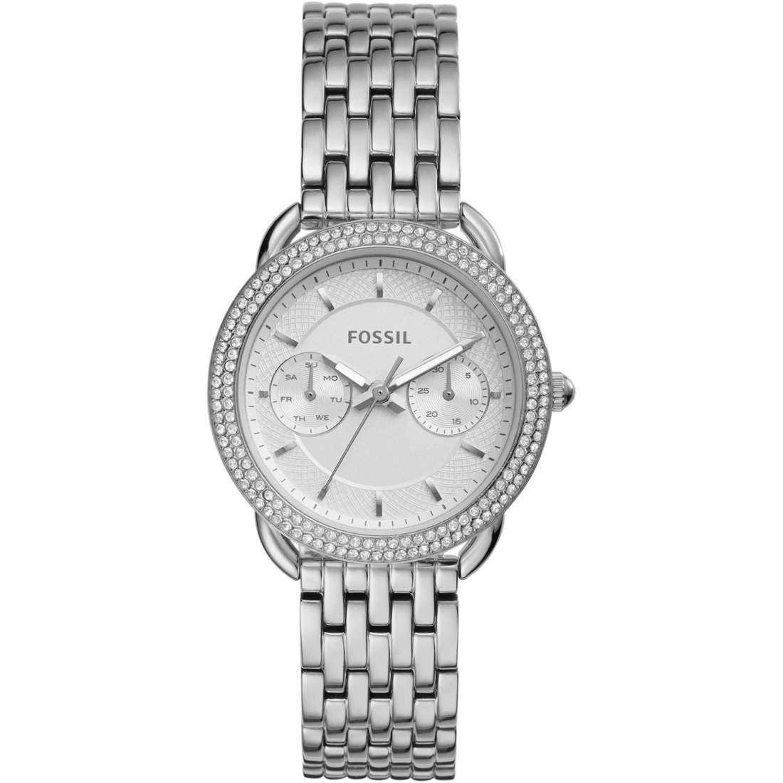 orologio multifunzione donna Fossil Tailor ES4054